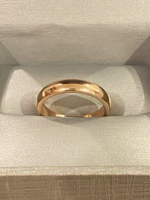 UNISEX 18K ROSE Gold plated Gorgeous Ring- ✨ Code B564 for Sale in Sacramento, CA