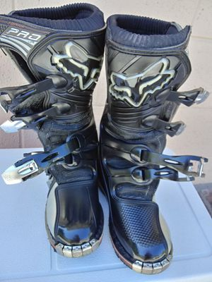 Fox motorcycle boots Size 5 for Sale in Baldwin Park, CA