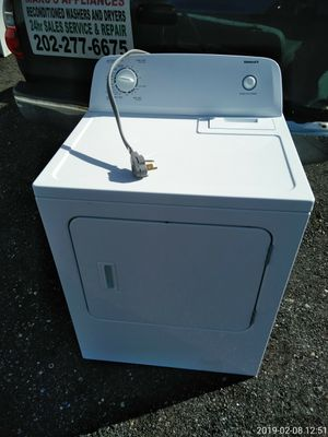 I have many machines washers and dryers are you ready 1yr warranty for Sale in Fort Washington, MD