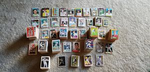 Assorted Topps Baseball Cards for Sale in Parkville, MD