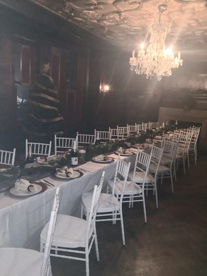 Dinner Table setting for Sale for sale  Mount Vernon, NY