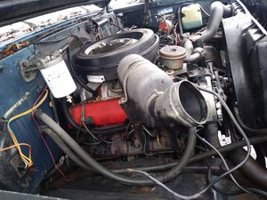 6.2 diesel of out of a 1982 Chevy c20 for Sale in Winter Haven, FL
