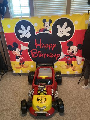 Mickey Mouse Backdrop Only! for Sale in Olathe, KS
