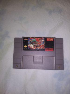Street Fighter 2 Super Nintendo for Sale in Riverside, CA