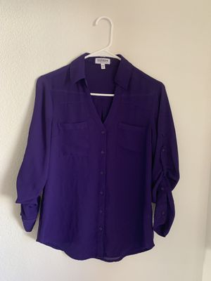 Express women's blouse size xs for Sale in Newhall, CA