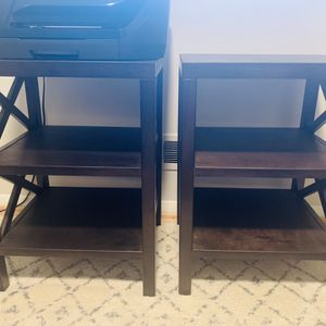 Two End Tables for Sale in Annandale, VA