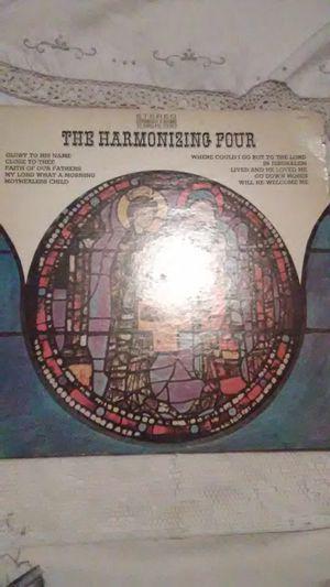 The Harmonizing Four Vinyl for Sale in Camden, AL
