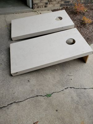 Corn Hole game boards for Sale in Medinah, IL