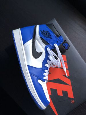 Jordan 1 Retro high Game Royal 9.5 for Sale in Fairfield, CA