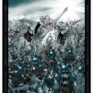Lord Of The Rings Poster for Sale in Dallas, TX