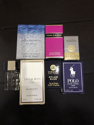 Brand new perfume fragrance cologne bundle for Sale in Brooklyn, NY