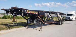 5 car hauler trailer mini 5 kaufman trailer for Sale in Spring, TX