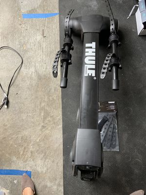 Thule Apex XT 2 Premium Hanging Hitch Bike Rack for Sale in Orlando, FL