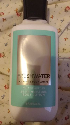 New Men Freshwater lotion Bath & body works for Sale in Miami, FL
