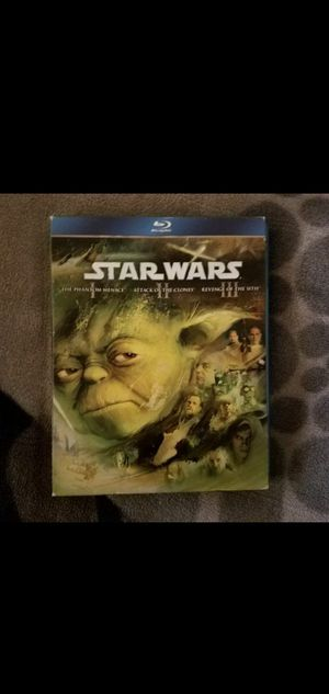 Starwars episode 1-3 for Sale in Reedley, CA