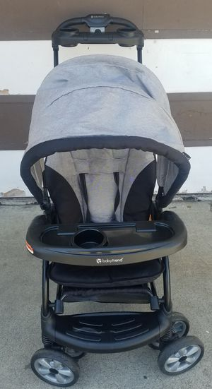 Baby trend double stroller for Sale in Hayward, CA