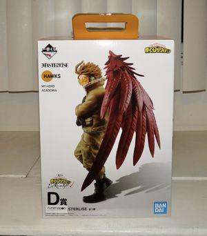 My Hero Academia #D I'm Ready! HAWKS Masterlise figure for Sale in Riverside, CA