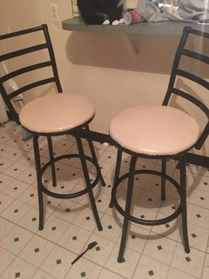 Two stools for Sale in Lancaster, PA