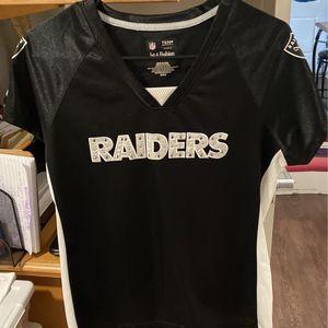 Las Vegas Raiders Ladies Jersey for Sale in Escondido, CA