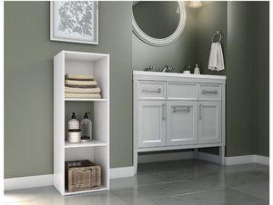 "Two new 3 cube organizer shelf 11"" Wood for Sale in Greensboro, NC"