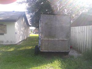 Homemade trailer for sale for Sale in Vero Beach, FL