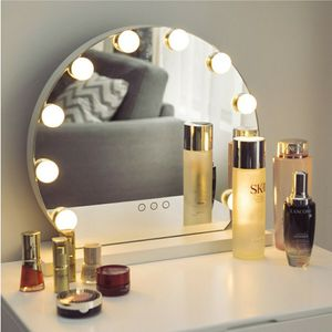 Makeup Vanity Mirror with Light Hollywood Style Mirror for Sale in Alta Loma, CA