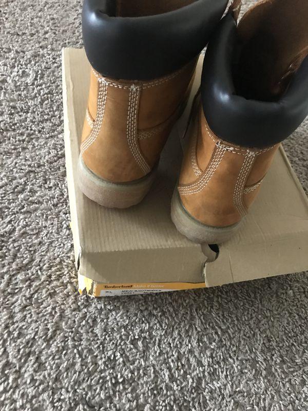 Timberlands boots
