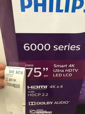 LED 4K for Sale in San Diego, CA