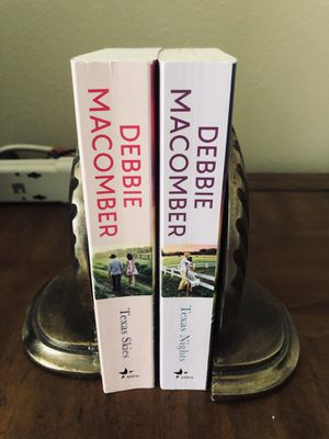 2 books by Debbie Macomber Heart of Texas Series for Sale in Windermere, FL