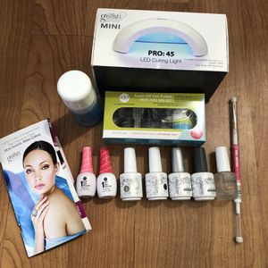 Complete Gel Nail Kit for Sale in Broomfield, CO
