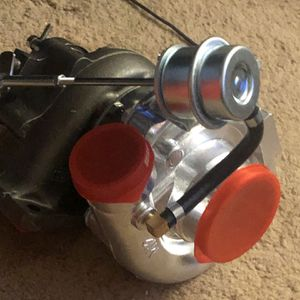 Stage 1Turbo Charger Brand New Never Used DNA performing T3/t4 for Sale in San Jose, CA