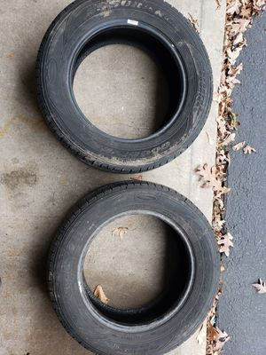 Goodyear Assurance tires 215/60/16 for Sale in Wethersfield, CT
