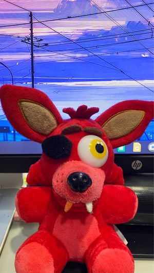 Five Nights at Freddy's Foxy Plushie for Sale in Rancho Cucamonga, CA