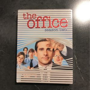 The Office Season 2 on DVD- New In Package for Sale in West Haven, CT