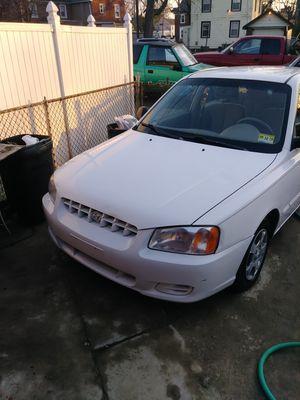2002 Hyundai accent for Sale in Pennsauken Township, NJ
