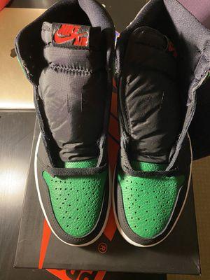 """Air Jordan 1 """"Pine green 2.0"""" size 10 DS for Sale in Hercules, CA"""