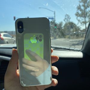 Iphone X For Tmobile 64 Gb Mint Condition for Sale in Moreno Valley, CA
