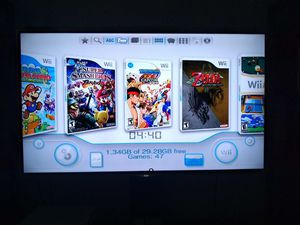 Wii for sale includes games for Sale in Houston, TX