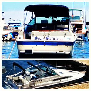 Sea Ray 230 Weekender PRISTINE with trailer and liner for Sale in San Diego, CA