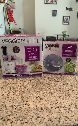 Veggie Bullet Parts for Sale in Westminster, CO