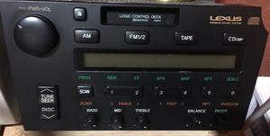 OEM Lexus Premium Car Sound System for Sale in Ellenwood, GA