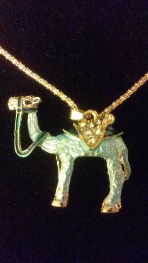 Necklace, camel,17$ for Sale in Jurupa Valley, CA