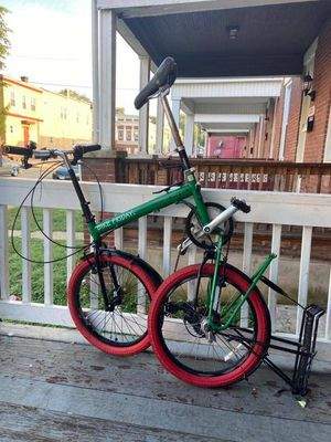 Bike Friday fold up +/- extension for Sale in Baltimore, MD