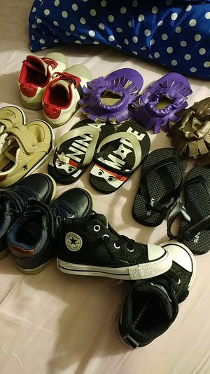 Kids shoes. Size 5-6 new for Sale in San Marcos, CA