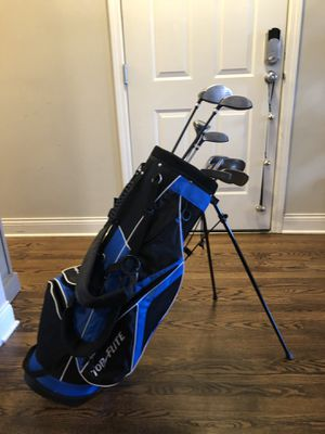 Top-Flite basic golf set- 10-piece for Sale in Chicago, IL