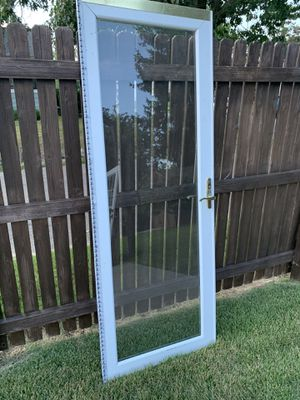 Glass Storm Door for Sale in Cuyahoga Falls, OH