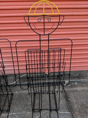 Metal magazine racks for Sale in Brandon, FL
