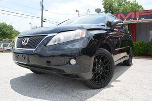 2010 Lexus RX 350 for Sale in San Antonio, TX