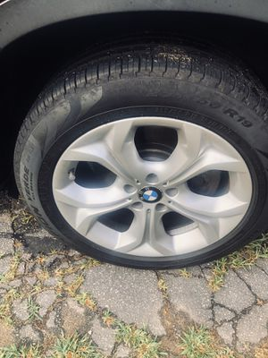 BMW X5 OEM RIMS & TIRES for Sale in Stoughton, MA