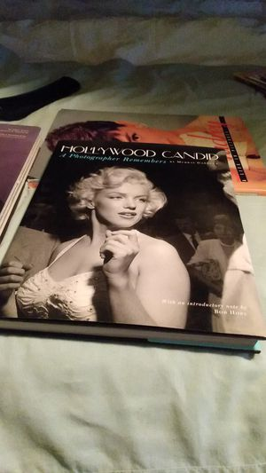 Hollywood candid a photographer Remembers for Sale in Houston, TX